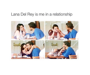 me and lana del rey image