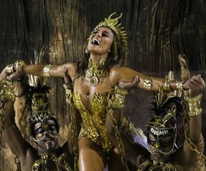brazil, carnaval, and rio de janeiro image