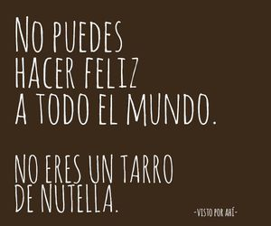 nutella and frases image