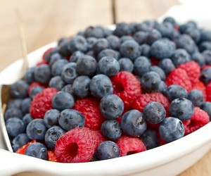 blueberry, delicious, and foods image