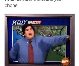 funny, phone, and true image
