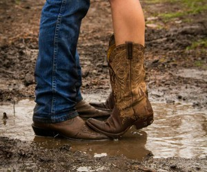 country, southern, and love image