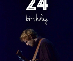 24 and ed sheeran image