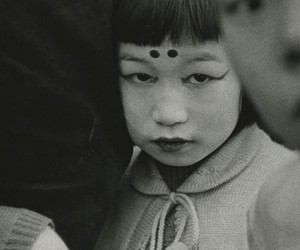 1960s, black and white, and photography image
