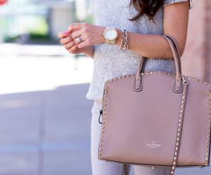style, bag, and fashion image
