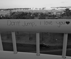 dont and jump image
