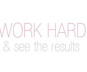 motivation, fitness, and work image