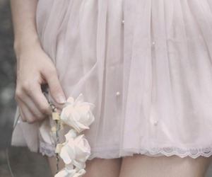 girly, pastel, and skirt image
