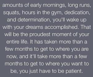 fitness, motivation, and words image