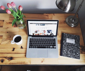 flowers, coffee, and home image
