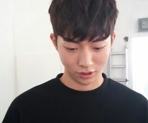asian, korean, and model image