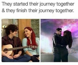 ariana grande and one last time image