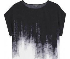black, fashion, and shirt image