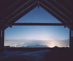 sky and window image