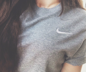 beauty, girl, and Just Do It image