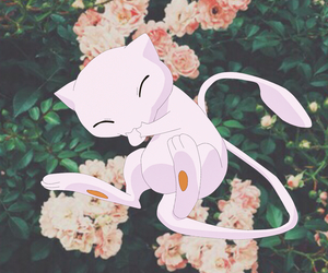 mew, pokemon, and cute image
