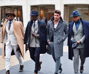 style, fashion, and men image