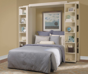 small space and murphy's bed image