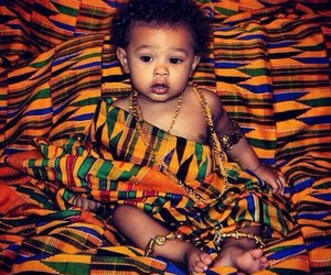 baby, African, and cute image