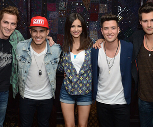 big time rush and btr image