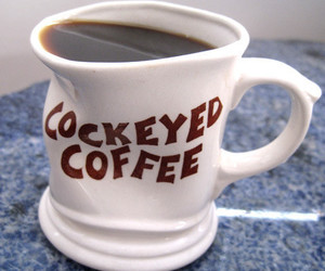 coffee, cup, and funny image