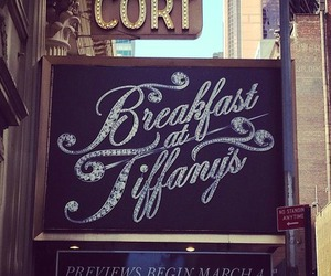 tiffany, Breakfast at Tiffany's, and audrey hepburn image