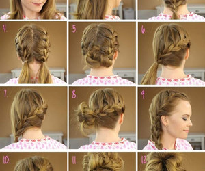 cok, hair, and hairstyle image