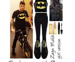 backstage, outfit, and Polyvore image