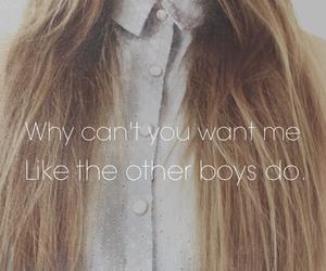 love, blonde, and boys image
