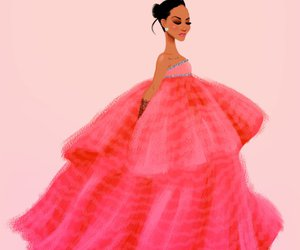 fashion, Giambattista Valli, and rihanna image
