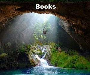 water, book, and nature image