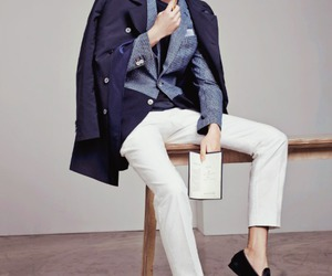 actor and kim woo bin image