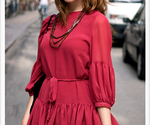copenhagen, dress, and girl image