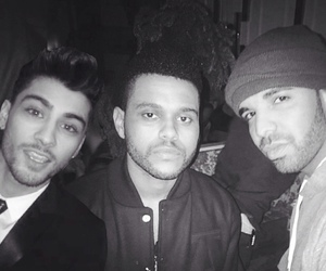 Drake, the weeknd, and drizzy image