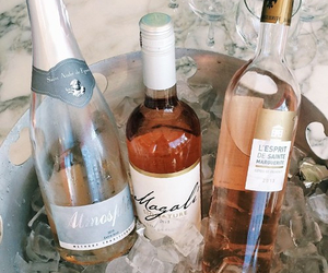 alcohol, luxury, and sparkling wine image