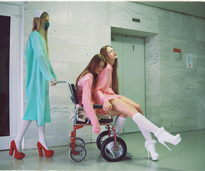 fashion, kawaii, and girl image