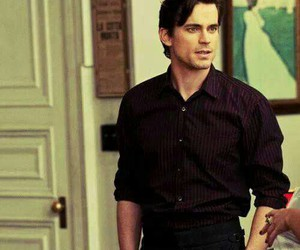 sexy, white collar, and neal caffrey image