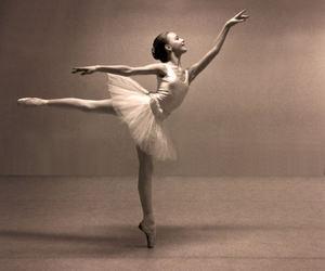 dance, ballet, and danse image