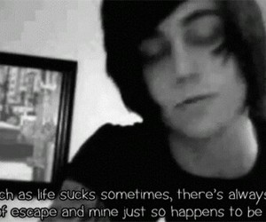 kellin quinn, sleeping with sirens, and music image