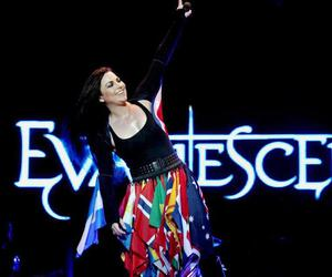 amy lee, evanescence, and live image