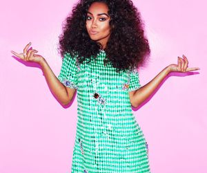 little mix, leigh-anne pinnock, and pink image