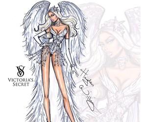 hayden williams, Victoria's Secret, and angel image