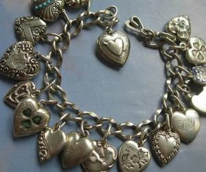 charm bracelet and etsy image