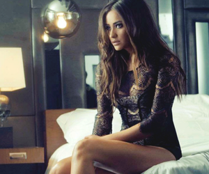 shay mitchell, sexy, and pretty little liars image