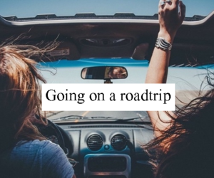 <3, summer, and roadtrip image