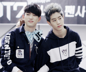 JR, kpop, and mark image