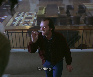 darling, movie, and The Shining image