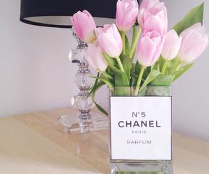 chanel, glass, and diy image