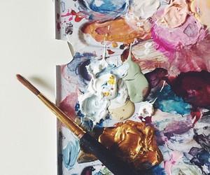 beautiful, blending, and brush image