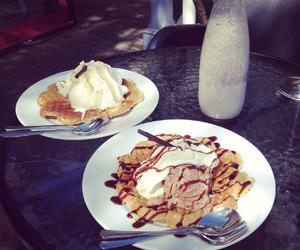 yummy, food, and ice cream image